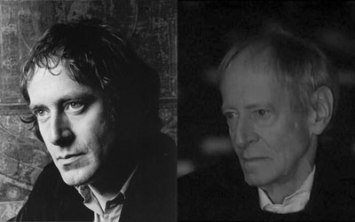 John Barry in a famous 1969 photo, and on November 17, 2007