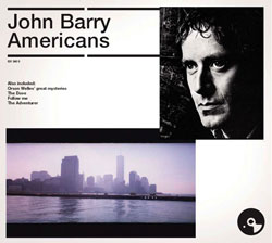 Americans CD - John Barry