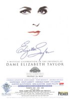 Elizabeth Taylor – A Musical Celebration – Royal Albert Hall, London