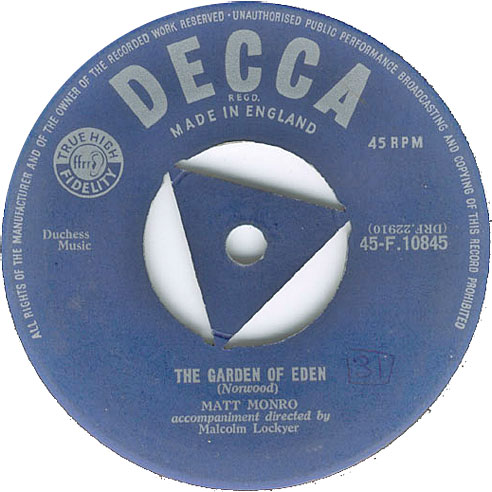 The Garden Of Eden / Love Me Do