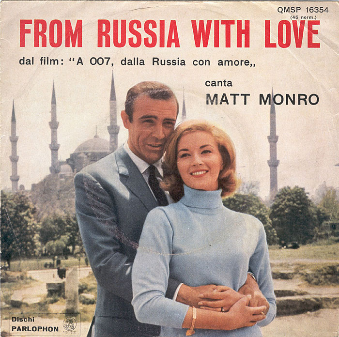 From Russia With Love / Here And Now