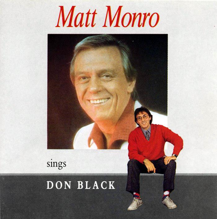 Matt Monro Sings Don Black