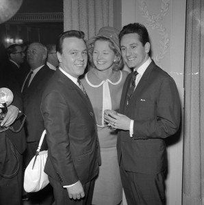 Matt Monro with Joan Regan, Lonnie Donegan