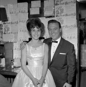 Helen Shapiro and Matt  Monro