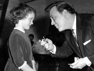 Matt Monro and Caroline Foster (early 1960s)