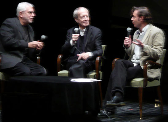John Barry in Auxerre, November 17, 2007