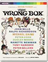 THE WRONG BOX BD s