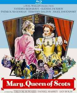 mary queen of scots blu ray s