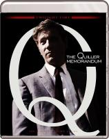 The Quiller Memorandum Blu-ray 2019