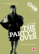 The Party's Over blu-ray