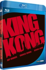 King King bluray, John Barry
