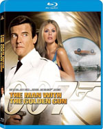 The Man With The Golden Gun Blu Ray