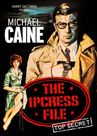ipcress file 2020 dvd s