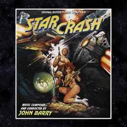 Starcrash CD re-release November 2017
