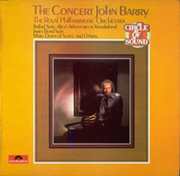 The Concert John Barry - original Polydor LP, 1972