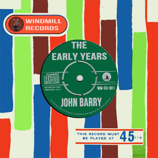 The Early Years John Barry