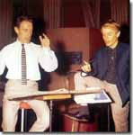 Adam Faith with John Barry