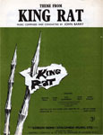 King Rat sheet music - john barry