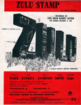 Zulu Stamp (from Zulu) - sheet music - John barry