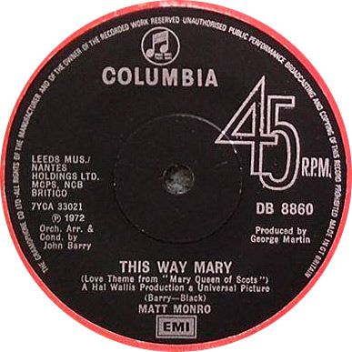 This Way Mary