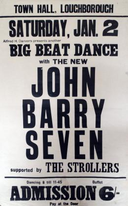 John Barry Seven - Loughborough