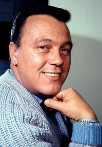 Matt Monro at Teddington Studios back in c. 1960s