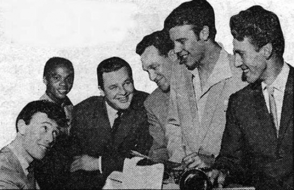 Drumbeat - Les Reed, Danny Williams, Stewart Morris, Bob Miller, Marty Wilde, Barry