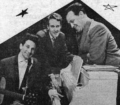 Drumbeat - Lonnie Donegan, Barry & Bob Miller