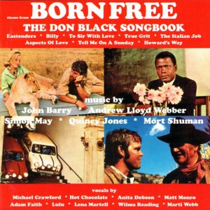 PLAY 005 BORN FREE / THE DON BLACK SONGBOOK