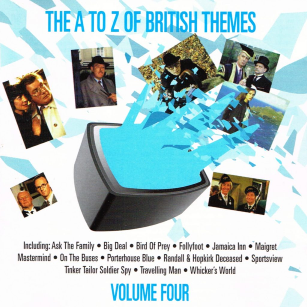 PLAY 004 A TO Z OF BRITISH TV THEMES VOLUME ONE